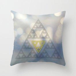Geometrical 003 Throw Pillow