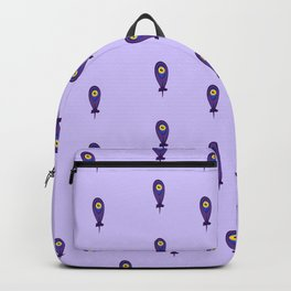 Commisions | Fancy peacock Backpack
