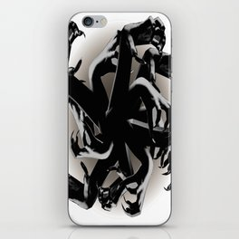Claws Attack  iPhone Skin