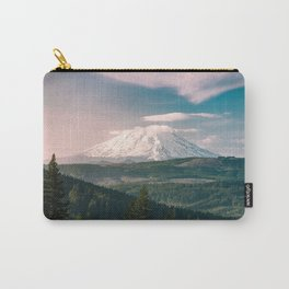 Saints and Sinners - 126/365 Nature Photography Mount St. Helens Carry-All Pouch