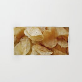 Potato Chips Hand & Bath Towel