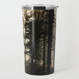 Woodland Sunrise Travel Mug