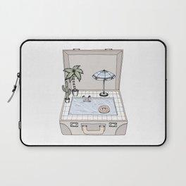 Pool To Go Laptop Sleeve