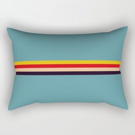 Classic Retro Thesan Rectangular Pillow
