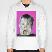 kevin russ Hoodies featuring Kevin by Douglas Hale