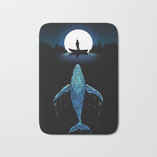 The Whale Bath Mat