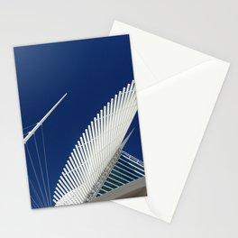 Milwaukee IV Architecture by CALATRAVA architect Stationery Cards