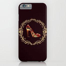Cinderella' slipper iPhone Case