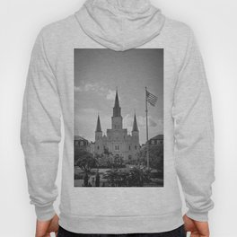 St. Louis Cathedral - Jackson Square, New Orleans Hoody