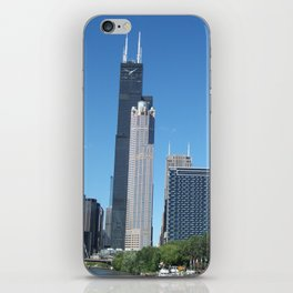 Chicago Historic Skyline iPhone Skin