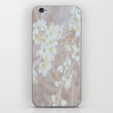 Pretty Spring Light  iPhone Skin