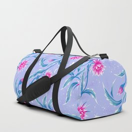 Queen of the Night - Mauve / Pink Duffle Bag