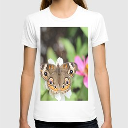 Beautiful Buckeye Butterfly T-shirt