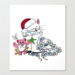 Christmas Eve Canvas Print