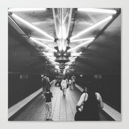 Grand Central Station Subway Canvas Print