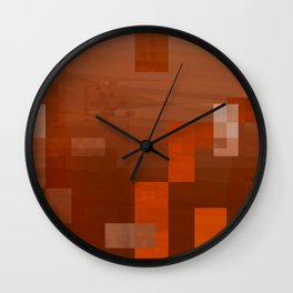 murky future Wall Clock