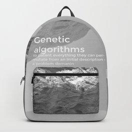 Genetic Algorithms Backpack