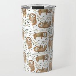 Sloth Buds Travel Mug