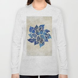 Floral Abstract 14 Long Sleeve T-shirt