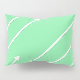 ONWARD AND UPWARD Pillow Sham