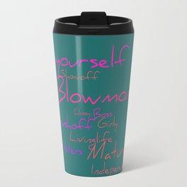 Casual, Cute, and Classy Travel Mug