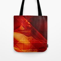 passion Tote Bags featuring Passion by Fine2art