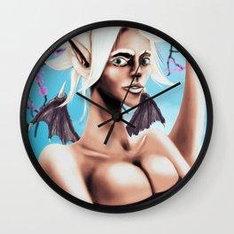 Pechugas Laru Wall Clock