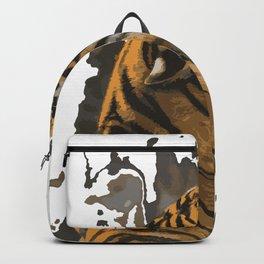 tiger roar Backpack