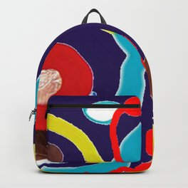 SPACE EXCURSION                by   Kay Lipton Backpack