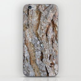 TEXTURES -- Big Cone Pine Bark iPhone Skin