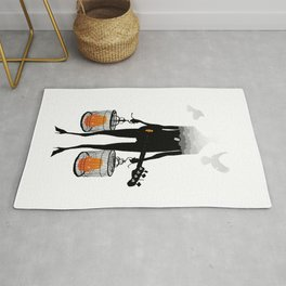 Twin Reverb Rug