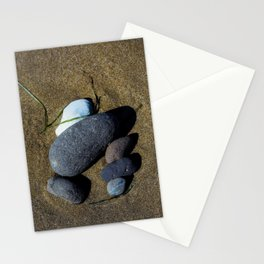 Sand and Stone Stationery Cards