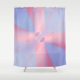 Fulcrum Dynamics Shower Curtain