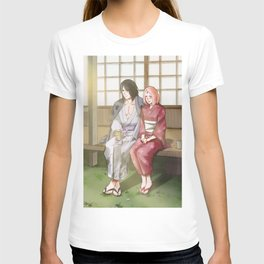 Afternoon of laughter T-shirt