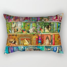 A Stitch In Time 2 Rectangular Pillow