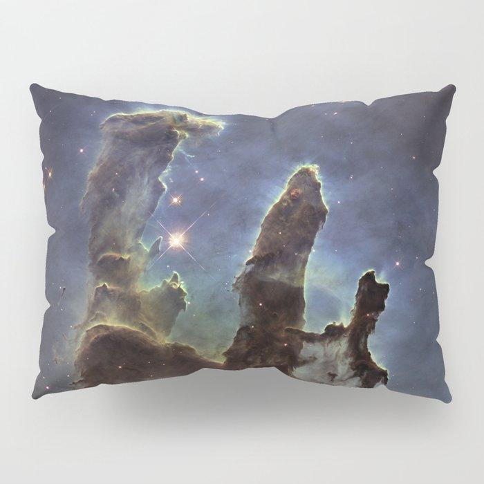 Pillars of Creation (Eagle Nebula) Pillow Sham
