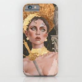 Judith & Holofernes iPhone Case