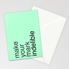 Make Your Mark Stationery Cards