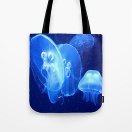 JELLYFISH RISING Tote Bag