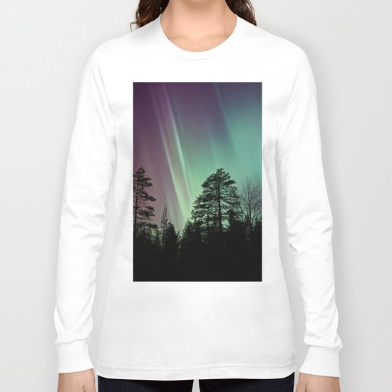 Finland #society6 #decor #buyart Long Sleeve T-shirt