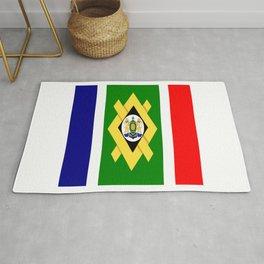 flag of Johannesburg Rug