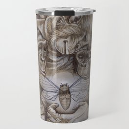 Protecting the Delicate Things Travel Mug