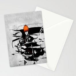 ichigo bleach Stationery Cards