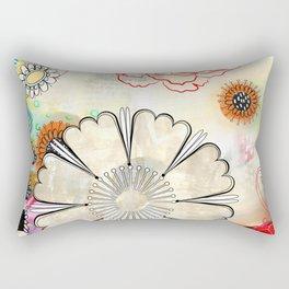 Hot August Day Rectangular Pillow