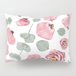 Rosy Romance Pillow Sham