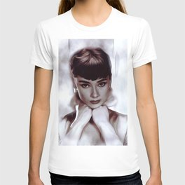 Audrey Hepburn, Actress T-shirt