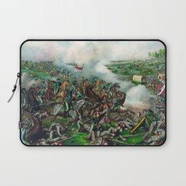 Civil War -- Battle of Five Forks Laptop Sleeve