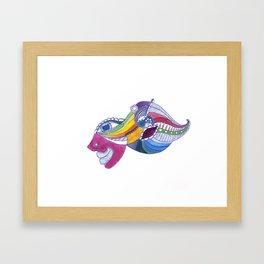 Mischief Framed Art Print