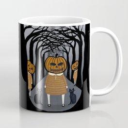 The Pumpkin Girls Coffee Mug