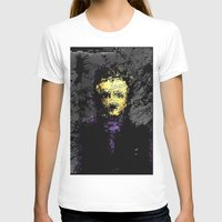 edgar allan poe T-shirts featuring Edgar Allan Poe by brett66